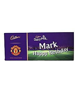 Cadburys Man United Football Bar