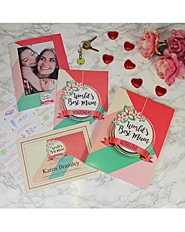 Personalised Worlds Best Mum Box