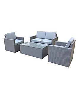 Barcelona 4 Seater Coffee Set