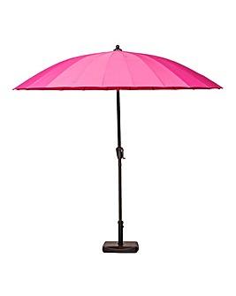 Pink Shanghai 2.7m Parasol