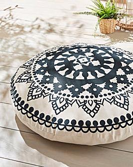 Outdoor Circular Floor Cushion
