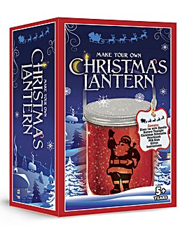 Make Your Own Christmas Lantern