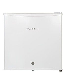 Russell Hobbs RHTTLF1-LCK Table Top Fridge Lockable White