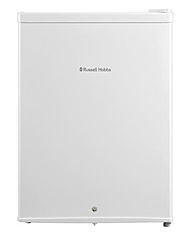 Russell Hobbs RHTTF67W-LCK Mini Fridge Lockable White