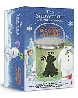 MYO The Snowman & Snowdog Lantern