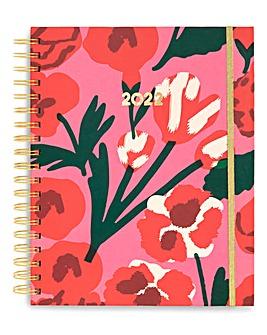 Ban.do Las Flores Large Planner