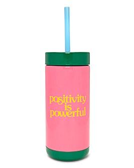 Ban.do Positivity Is Powerful Tumbler