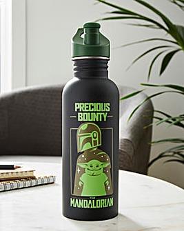 Star Wars Mandalorian Water Bottle