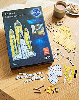 Build Your Own NASA Space Rocket