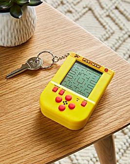 Pacman Key Ring Game