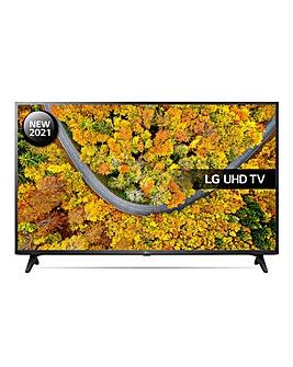 """LG 65UP75006LF 65"""" Ultra HD 4K Smart TV"""