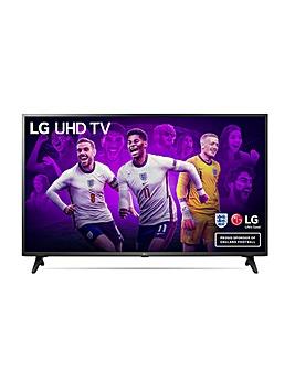 """LG 50UP75006LF 50"""" Ultra HD 4K Smart TV"""