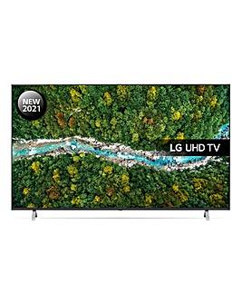 "LG 75UP77006LB 75"" Ultra HD 4K Smart TV"