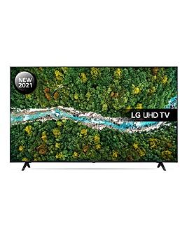 "LG 65UP77006LB 65"" Ultra HD 4K Smart TV"