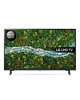 "LG 43UP77006LB 43"" Ultra HD 4K Smart TV"