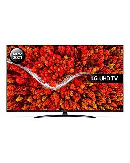 """LG 65UP81006LR 65"""" Ultra HD 4K Smart TV"""