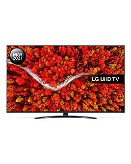 """LG 55UP81006LR 55"""" Ultra HD 4K Smart TV"""
