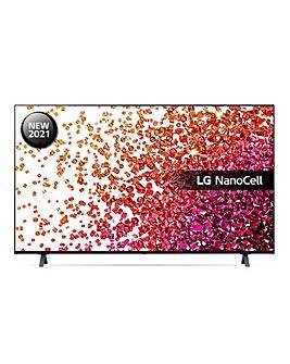"LG 55NANO756PR 55"" 4K NanoCell Display Smart TV"