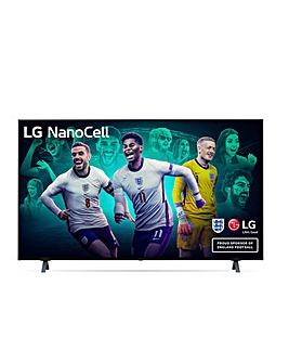 "LG 50NANO756PA 50"" 4K NanoCell Display Smart TV"
