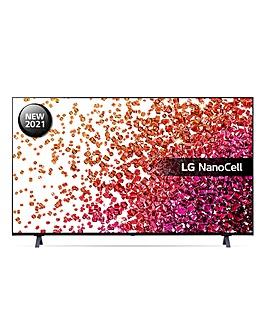 "LG 50NANO756PR 50"" 4K NanoCell Display Smart TV"