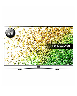 "LG 50NANO886PB 50"" 4K NanoCell Display Smart TV"