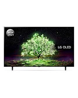 """LG OLED48A16LA 48"""" 4K Smart OLED TV"""