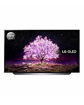 """LG OLED48C14LB 48"""" 4K Smart OLED TV"""
