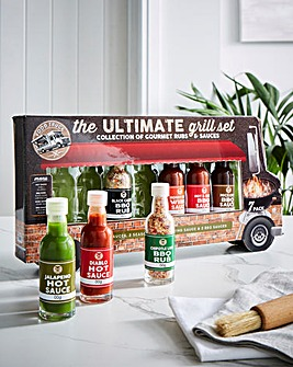 Ultimate Grill Truck Set
