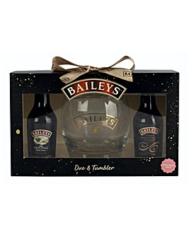 Baileys Duo & Glass Set
