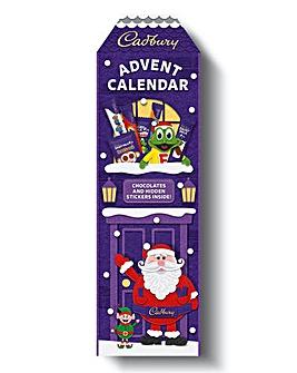 Cadbury Workshop 3D Advent Calendar
