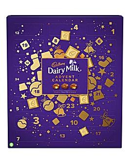 Cadbury Mixed Chunk Advent Calendar
