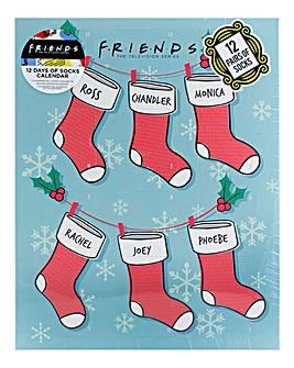 Friends Sock Advent Calendar