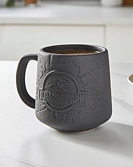 Jurassic Park Embossed Mug