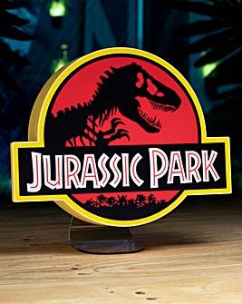 Jurassic Park Logo Light