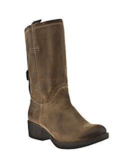 Fly London Leah Mia Calf Boot