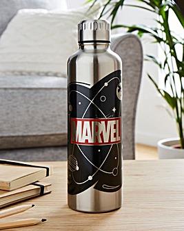 Marvel Logo Metal Water Bottle