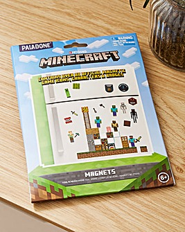 Minecraft Build a Level Magnets