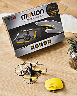 Motion Detector Drone