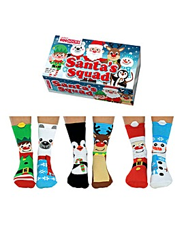 Kids Christmas OddSocks