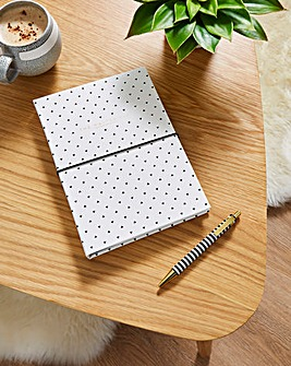Alice & Scott Desk Pad & Pen Set