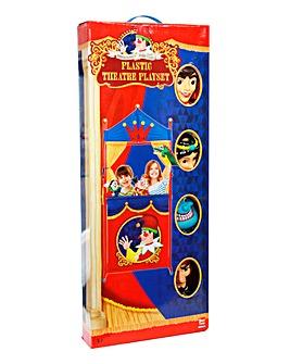Plastic Theatre Set - Aladdin