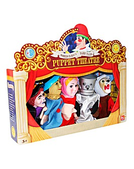 Large 5 Hand Puppets - Wizard of Oz