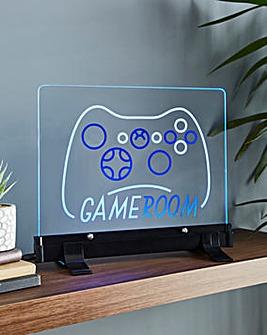 Game Room Neon Light