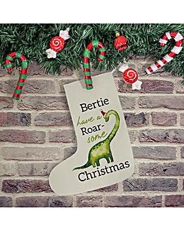 Boys Christmas Stocking
