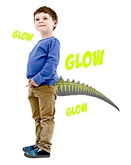 TellTails Wearable Glow Dino Tail