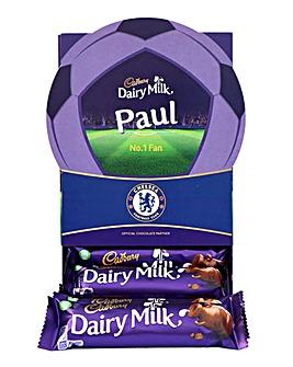 Cadburys Personalised Chelsea Football