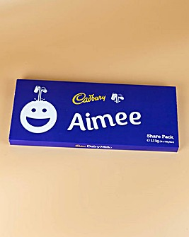 Cadburys Personalised Sharing Pack