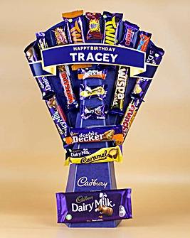 Cadburys Personalised Bouquet