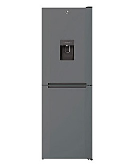 Hoover H1826MNB5XWKN No Frost Fridge Freezer Stainless Steel