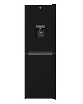 Hoover HMNB 6182 B5WDKN No Frost Fridge Freezer Black